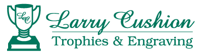 Larry Cushion Trophies & Engraving